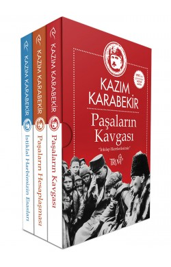 Kazım Karabekir 3'lü set