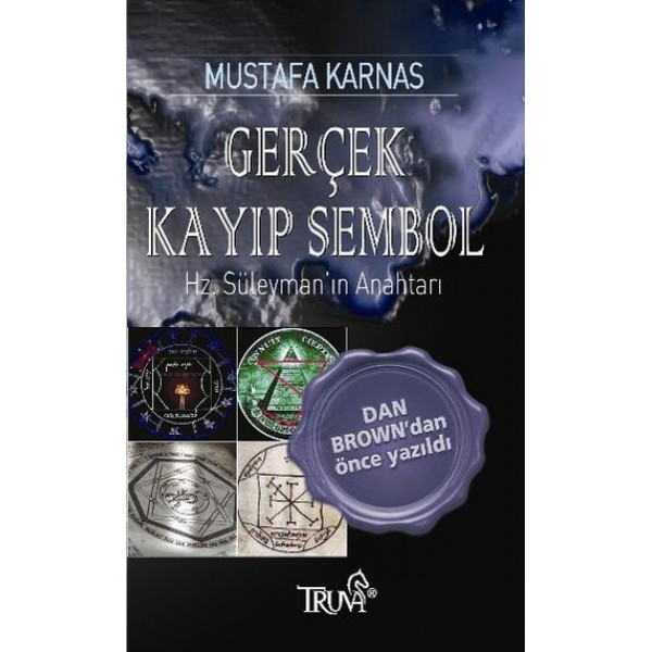 Gerçek Kayıp Sembol - Hz.Süleyman`ın Anahtarı