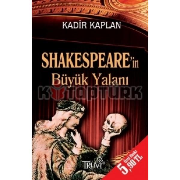 Shakespeare'in Büyük Yalanı - Cep Boy