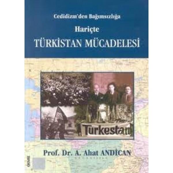 Cedidizmden Bağımsızlıga Hariçte Türkistan Mücadelesi